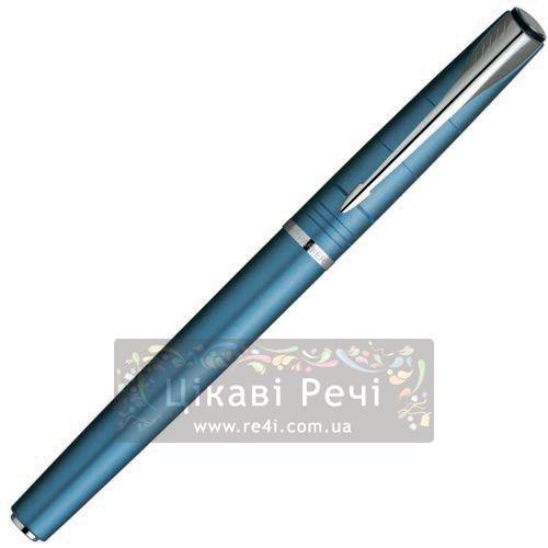 Ручка-роллер Parker Latitude Slate Blue CT, фото