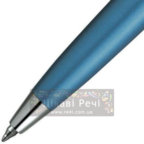 Шариковая ручка Parker Latitude Slate Blue CT, фото