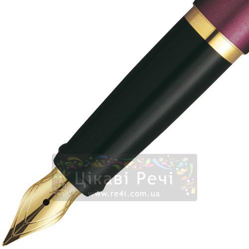 Перьевая ручка Parker Latitude Garnet Red GT, фото