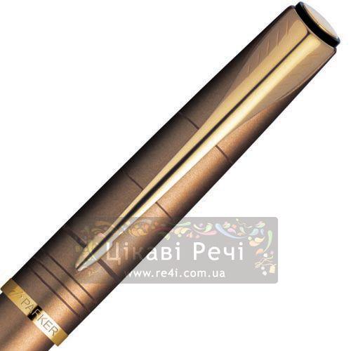 Ручка-роллер Parker Latitude Shimmery Copper GT, фото