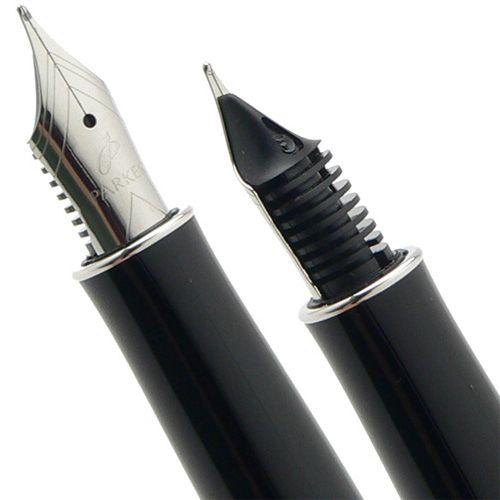 Перьевая ручка Parker Sonnet 08 Matte Black CT, фото