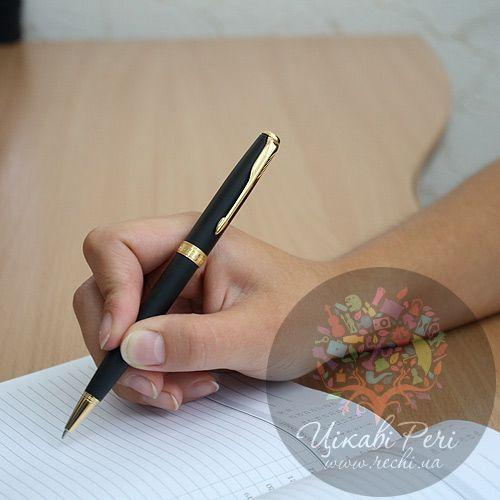 Шариковая ручка Parker Sonnet 08 Matte Black, фото