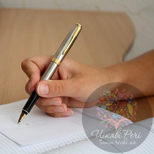 Ручка-роллер Parker Sonnet 08 SS GT, фото