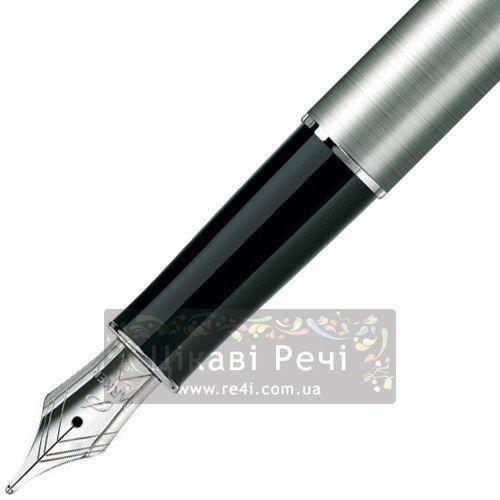 Подарочный набор Parker из перьевой ручки Sonnet 08 SS CT и блокнота, фото