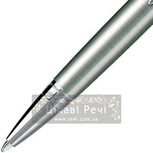 Карманная шариковая ручка Monobloc Parker Sonnet 08 SS CT, фото