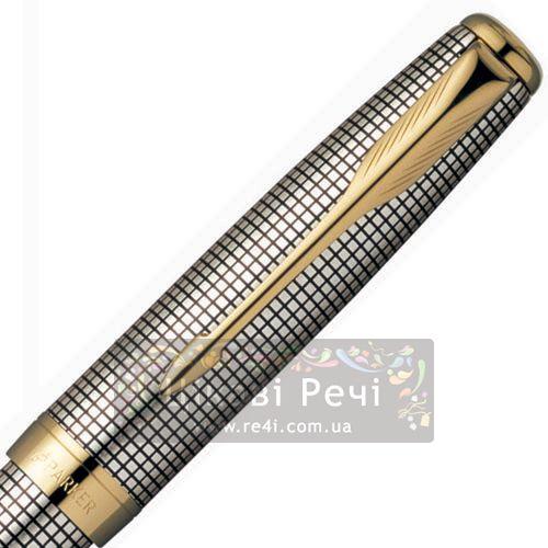 Серебряная ручка-роллер Parker Sonnet 08 SS Cisele, фото