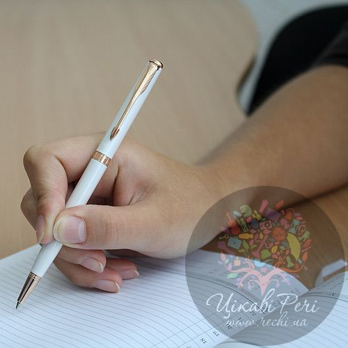 Шариковая ручка Parker Sonnet Slim 08 Pearl Lacquer PGT, фото