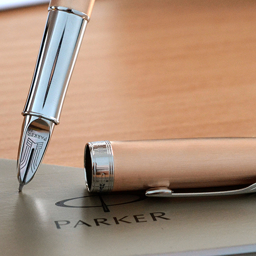 Ручка 5th mode Parker Sonnet Pink Gold CT, фото