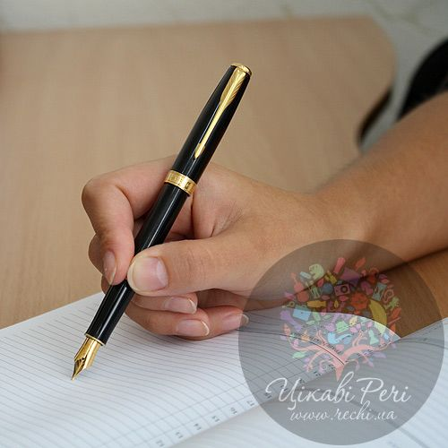 Перьевая ручка Parker Sonnet 08 Laque Black, фото