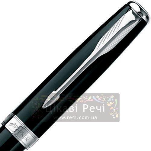 Перьевая ручка Parker Sonnet 08 Laque Black SP, фото