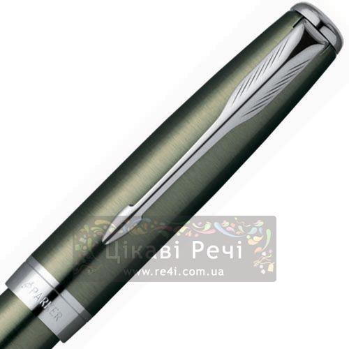 Перьевая ручка Parker Sonnet 04 Laque Verdigris ST, фото