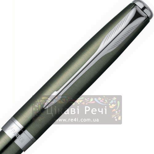 Шариковая ручка Parker Sonnet 04 Laque Verdigris ST, фото