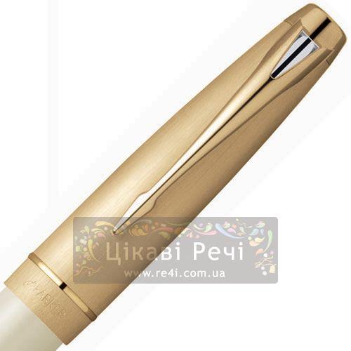 Перьевая ручка Parker 100 Ivory GT, фото