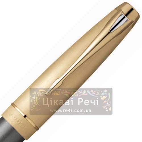 Перьевая ручка Parker 100 Grey-Bronze GT, фото