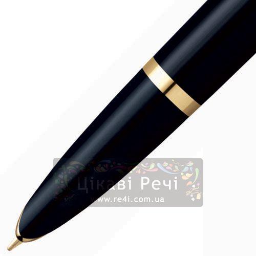 Перьевая ручка Parker 100 Cobalt Black GT, фото