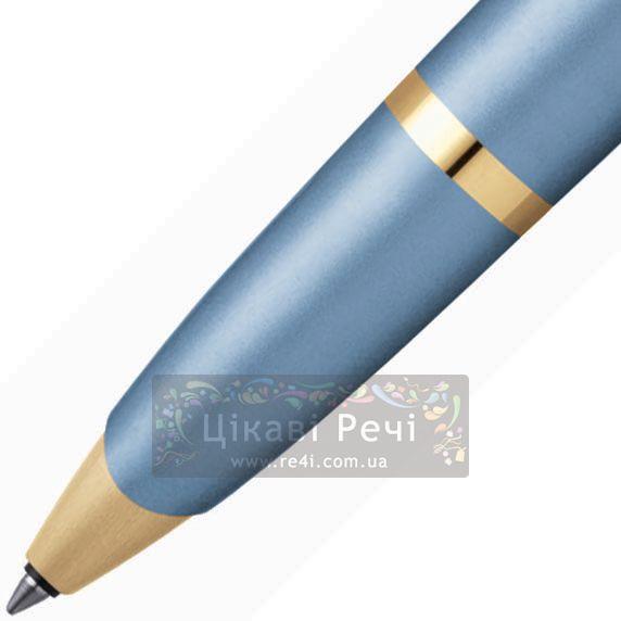Ручка-роллер Parker Parker 100 Blue GT, фото