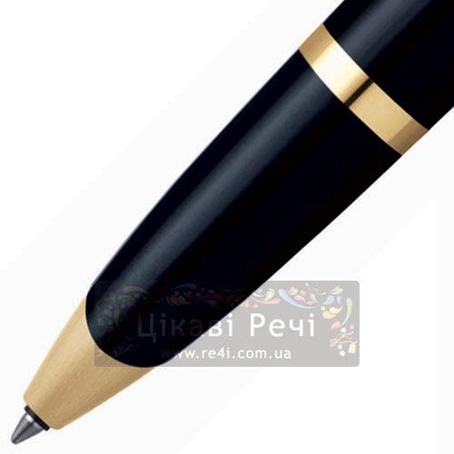 Ручка-роллер Parker Parker 100 Black GT, фото
