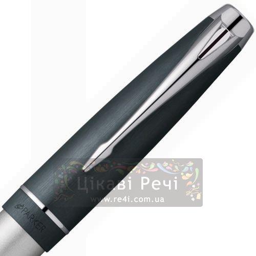 Перьевая ручка Parker 100 Silver ST, фото