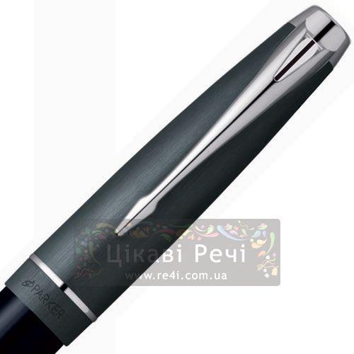 Перьевая ручка Parker 100 Black ST, фото