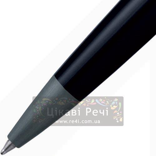 Шариковая ручка Parker 100 Black ST, фото
