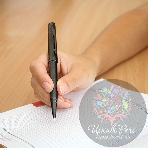 Шариковая ручка Parker Premier Black Edition, фото