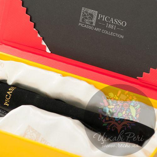 Ручка-роллер Picasso 903 тёмно-синяя, фото