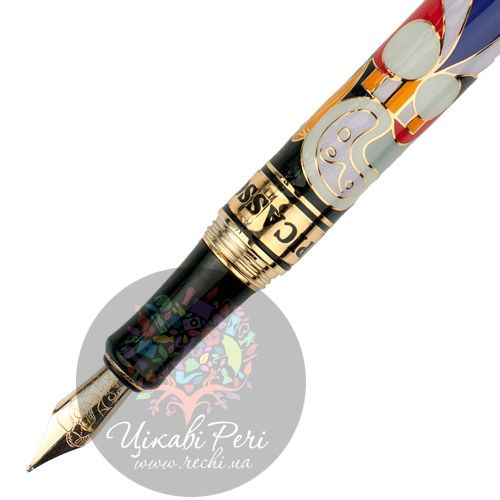 Перьевая ручка Picasso 90 Woman with flower, фото