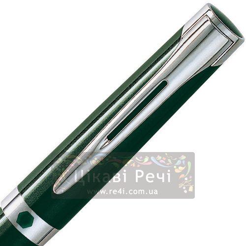 Набор: Шариковая ручка и Перьевая ручка Waterman L'etalon Cascade Green с галстуком, фото