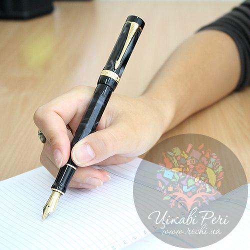 Перьевая ручка Parker Duofold Lucky 8 ограниченного юбилейного выпуска, фото
