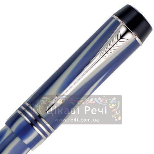 Перьевая ручка Parker Duofold True Blue, фото