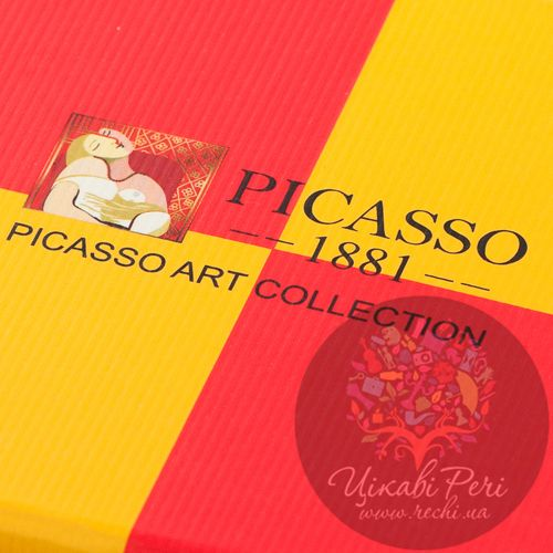Ручка-роллер Picasso 988 Gold, фото