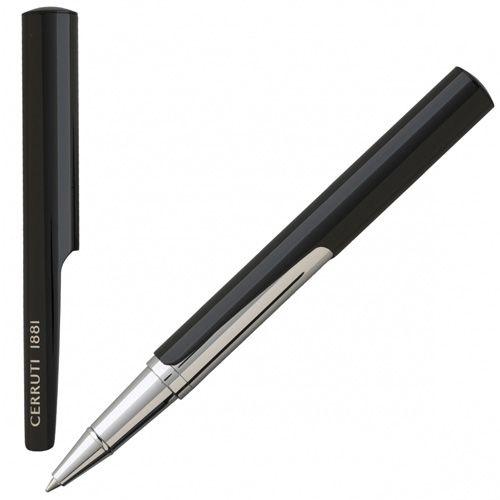 Ручка-роллер Cerruti 1881 Shaft Black, фото