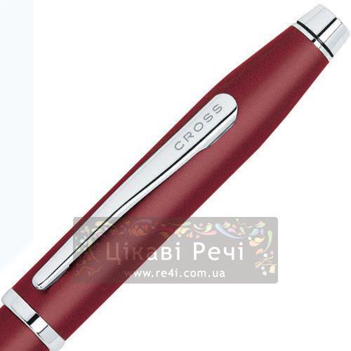 Шариковая ручка Cross Century II Ruby, фото