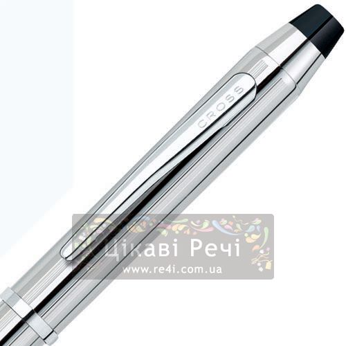 Многофункциональная ручка Cross Tech 3 Lustrous Chrome, фото
