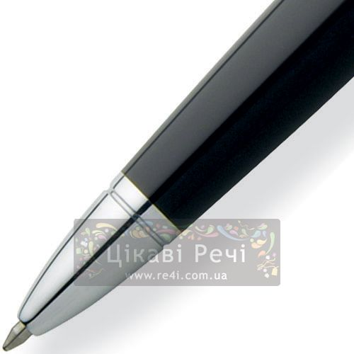 Шариковая ручка Cross Apogee Black RT, фото