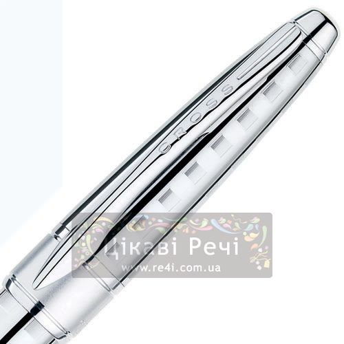 Шариковая ручка Cross Apogee Staccato Crome, фото