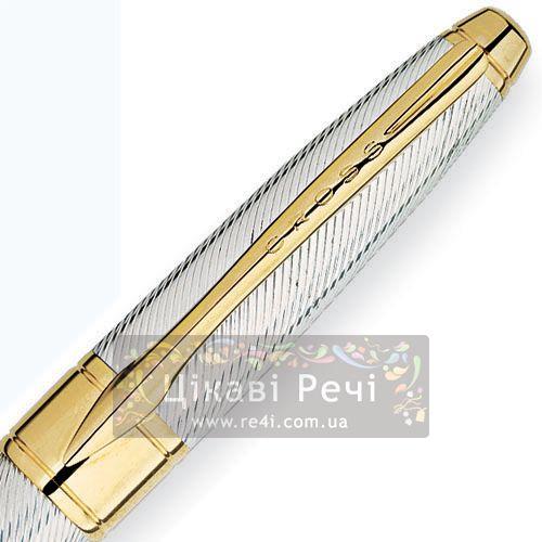 Серебряная ручка-роллер Cross Apogee Executive Sterling Silver GT, фото