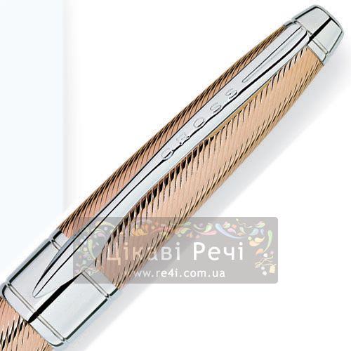 Перьевая ручка Cross Apogee Executive 18K Rose Gold PT, фото
