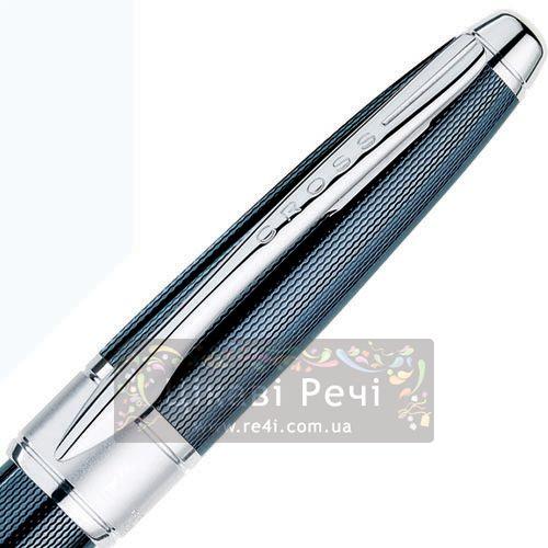 Перьевая ручка Cross Apogee Frosty Steel Blue, фото