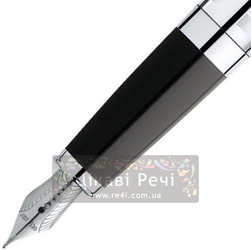Перьевая ручка Cross Apogee Staccato Crome, фото