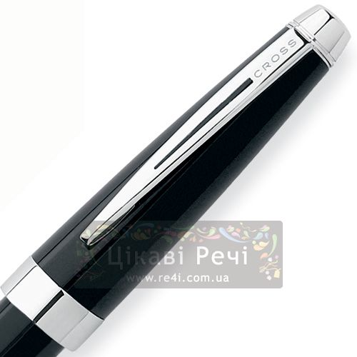 Шариковая ручка Cross Aventura Black, фото