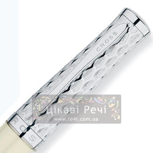 Шариковая ручка Cross Sauvage Ivory-Python Pattern, фото