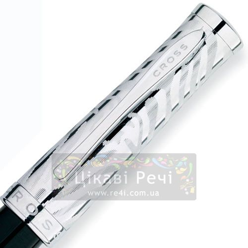 Ручка-роллер Cross Sauvage Onyx-Zebra Pattern, фото