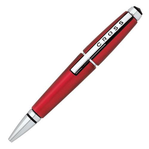 Ручка-роллер Cross Edge Red, фото