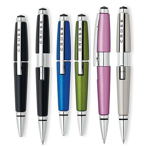 Ручка-роллер Cross Edge Chrome, фото