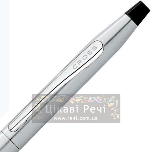 Шариковая ручка Cross Century Satin Chrome, фото