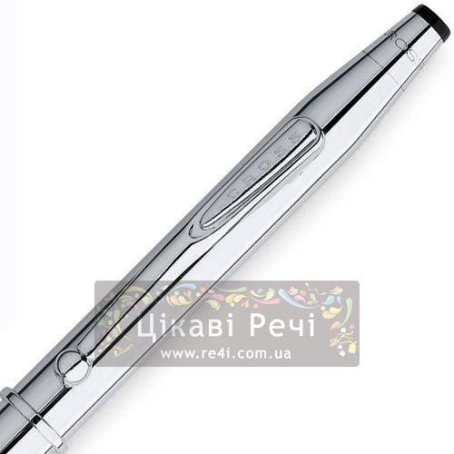 Шариковая ручка Cross Century Signet Platinum Plated, фото