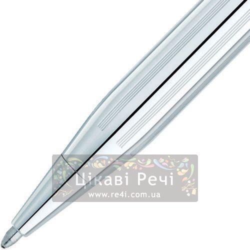 Шариковая ручка Cross Century II Lustrous Chrome, фото
