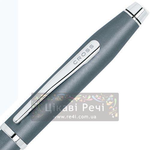 Шариковая ручка Cross Century II Charcoal Gray CT, фото