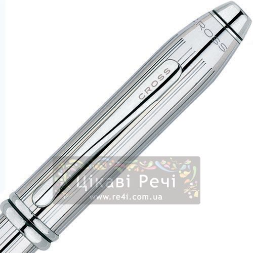 Перьевая ручка Cross Townsend Chrome, фото